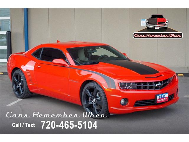 2012 Chevrolet Camaro (CC-1435299) for sale in Englewood, Colorado