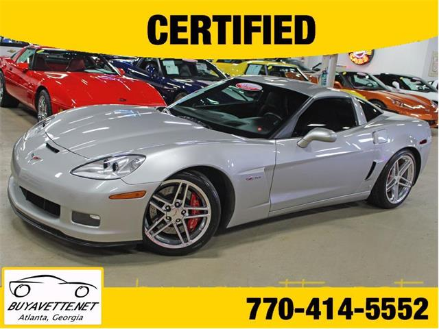 2007 Chevrolet Corvette (CC-1435305) for sale in Atlanta, Georgia
