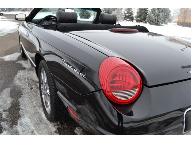 2002 Ford Thunderbird (CC-1435313) for sale in Ramsey, Minnesota