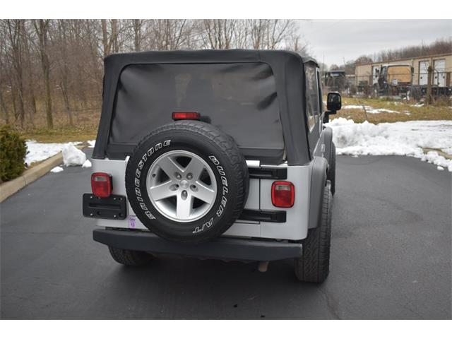 2006 Jeep Wrangler (CC-1435319) for sale in Elkhart, Indiana