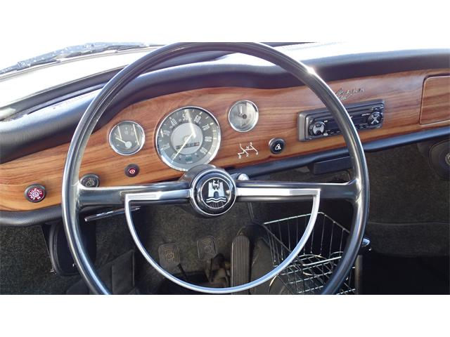 1971 Volkswagen Karmann Ghia (CC-1435320) for sale in O'Fallon, Illinois
