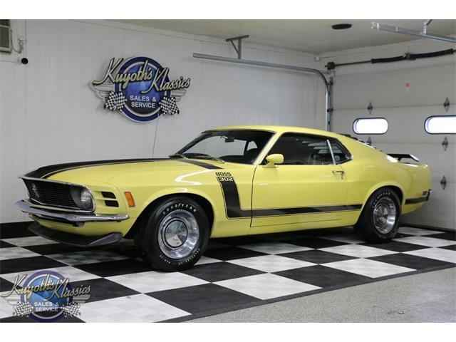 1970 Ford Mustang (CC-1435321) for sale in Stratford, Wisconsin