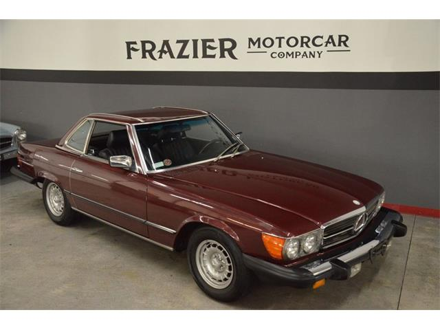 1985 Mercedes-Benz 380 (CC-1435323) for sale in Lebanon, Tennessee