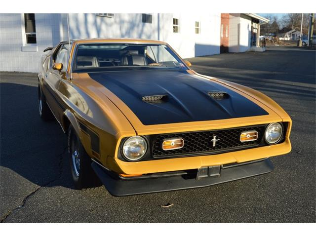 1971 Ford Mustang (CC-1435328) for sale in Springfield, Massachusetts