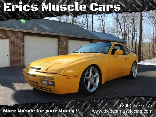 1987 Porsche 944 (CC-1435329) for sale in Clarksburg, Maryland