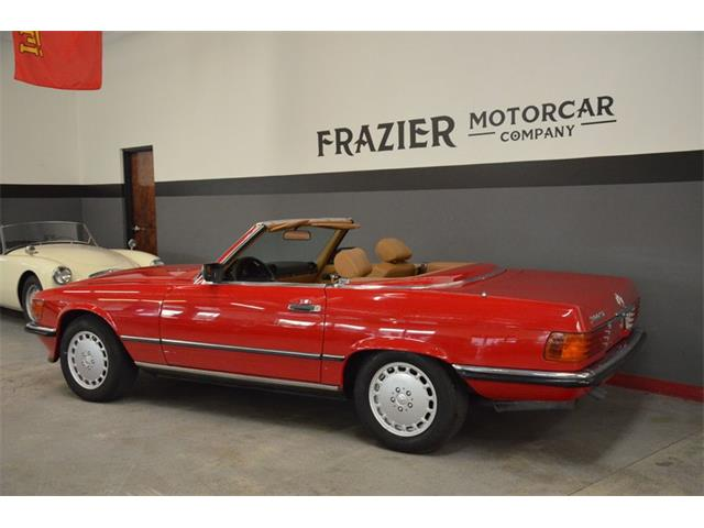 1985 Mercedes-Benz 300 (CC-1435330) for sale in Lebanon, Tennessee