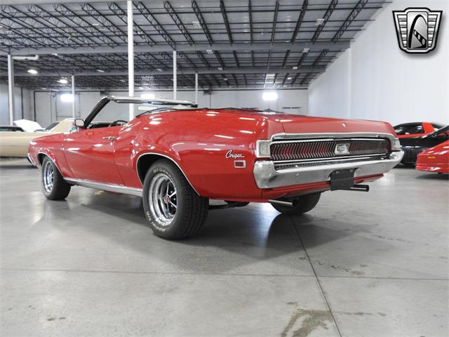 1969 Mercury Cougar (CC-1435342) for sale in O'Fallon, Illinois