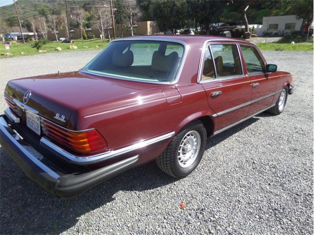 1979 Mercedes-Benz 450 (CC-1435345) for sale in Laguna Beach, California