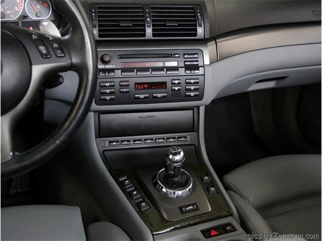 2004 BMW M3 (CC-1430535) for sale in Addison, Illinois