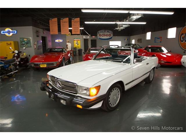 1987 Mercedes-Benz 560 (CC-1435356) for sale in Cincinnati, Ohio