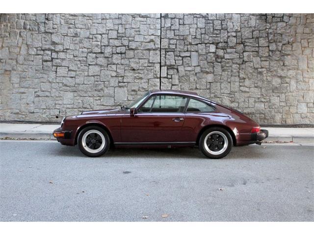 1984 Porsche 911 (CC-1435358) for sale in Atlanta, Georgia