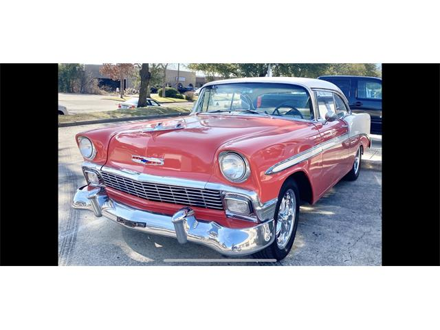 1956 Chevrolet Bel Air (CC-1435363) for sale in Carrollton, Texas