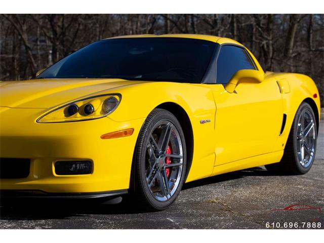 2008 Chevrolet Corvette (CC-1435376) for sale in West Chester, Pennsylvania