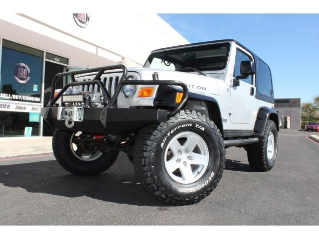 2004 Jeep Wrangler (CC-1435377) for sale in Scottsdale, Arizona