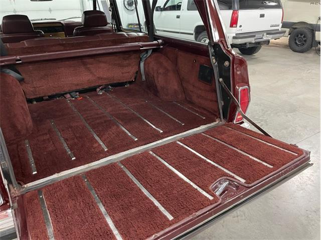 1988 Jeep Grand Wagoneer (CC-1435386) for sale in Holland , Michigan