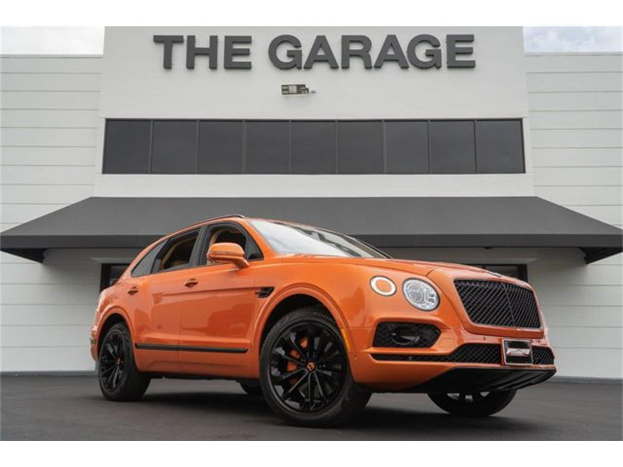 2017 Bentley Bentayga (CC-1435389) for sale in Miami, Florida