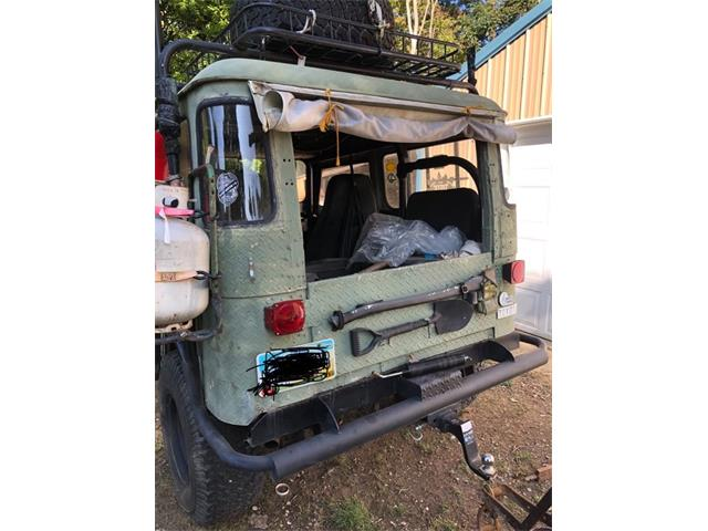 1975 Toyota Land Cruiser FJ40 (CC-1430054) for sale in Logan, Ohio