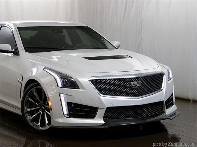 2016 Cadillac CTS (CC-1430540) for sale in Addison, Illinois