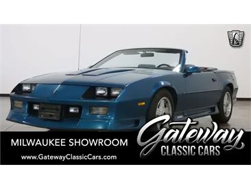 1992 Chevrolet Camaro (CC-1435400) for sale in O'Fallon, Illinois
