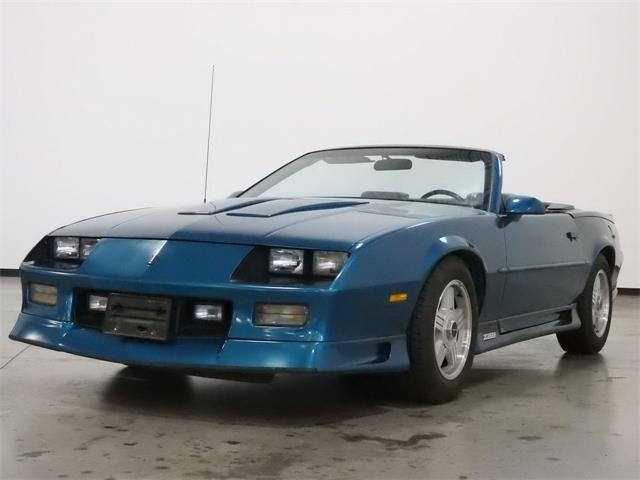 1992 Chevrolet Camaro (CC-1435400) for sale in O'Fallon, Illinois