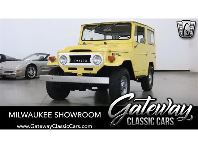1971 Toyota Land Cruiser FJ (CC-1435403) for sale in O'Fallon, Illinois