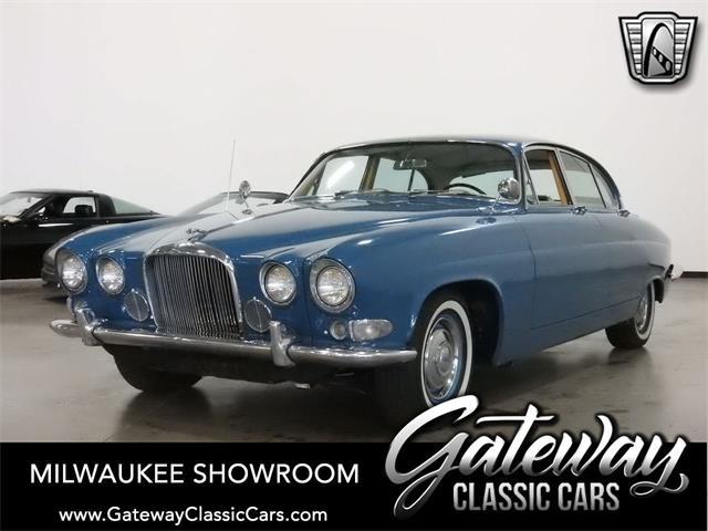 1966 Jaguar Mark X (CC-1435404) for sale in O'Fallon, Illinois