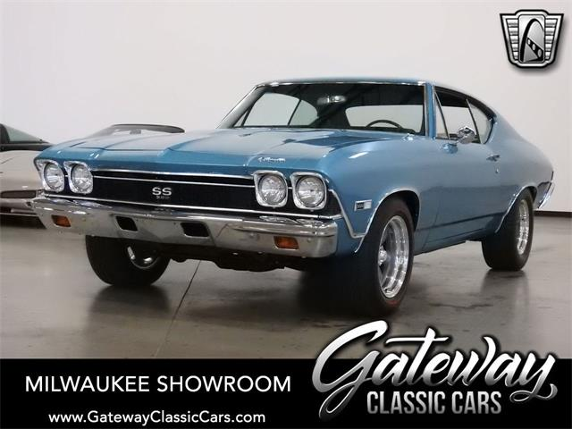 1968 Chevrolet Chevelle (CC-1435409) for sale in O'Fallon, Illinois
