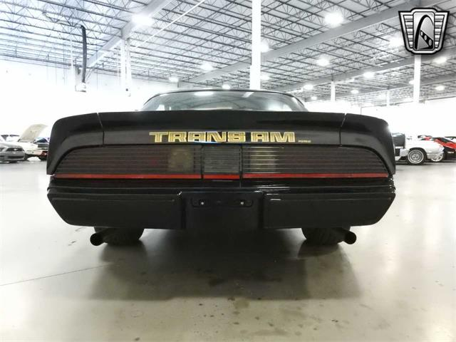1981 Pontiac Firebird Trans Am (CC-1435422) for sale in O'Fallon, Illinois