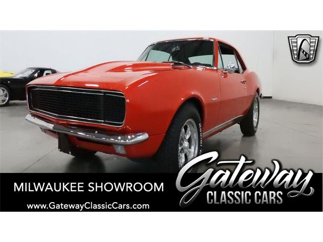 1967 Chevrolet Camaro (CC-1435428) for sale in O'Fallon, Illinois