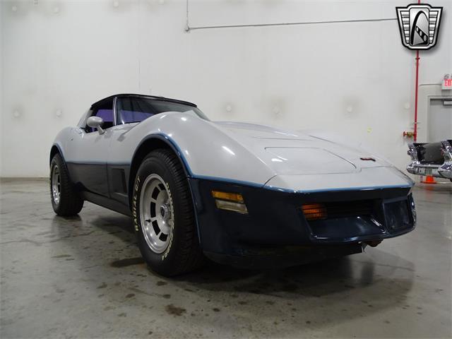 1981 Chevrolet Corvette (CC-1435440) for sale in O'Fallon, Illinois