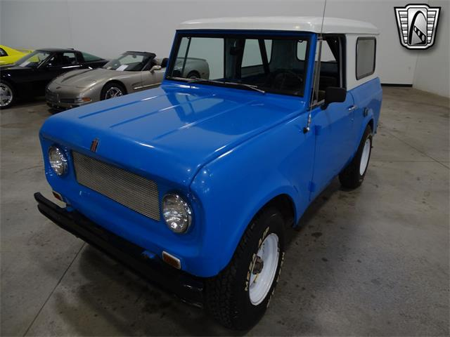 1969 International Scout (CC-1435441) for sale in O'Fallon, Illinois