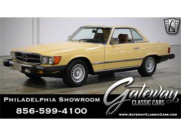 1982 Mercedes-Benz 380SL (CC-1435447) for sale in O'Fallon, Illinois