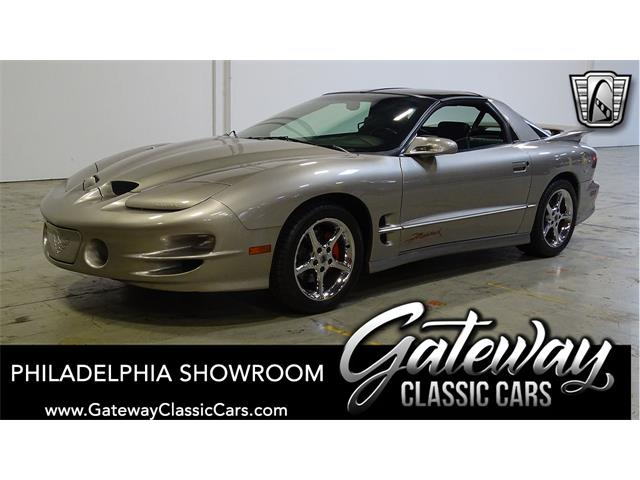 2002 Pontiac Firebird Trans Am (CC-1435450) for sale in O'Fallon, Illinois