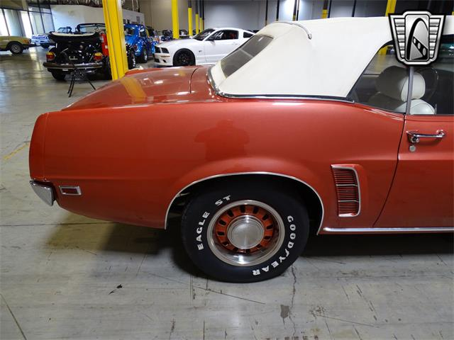 1969 Ford Mustang (CC-1435461) for sale in O'Fallon, Illinois