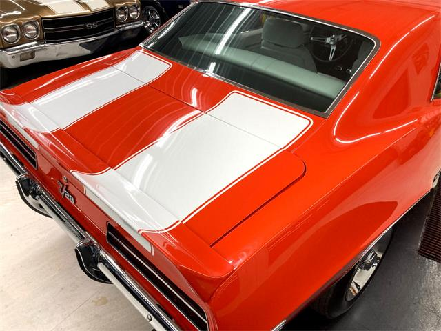 1969 Chevrolet Camaro (CC-1430547) for sale in North Canton, Ohio