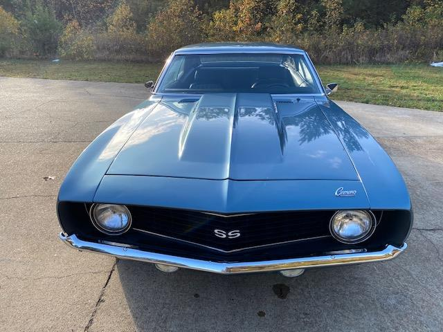 1969 Chevrolet Camaro SS (CC-1435470) for sale in Dundee, Mississippi