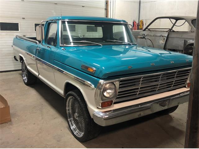 1970 Ford F100 (CC-1435475) for sale in Spruce Grove, Alberta