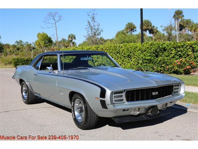1969 Chevrolet Camaro RS (CC-1435476) for sale in Fort Myers, Florida