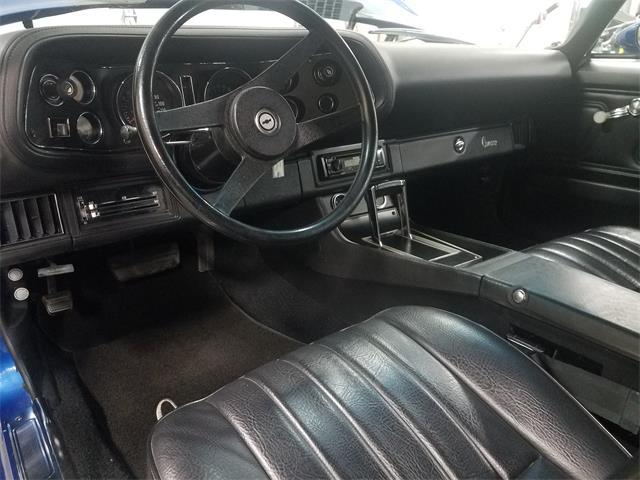 1972 Chevrolet Camaro (CC-1435483) for sale in Billings, Montana