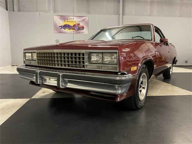1984 Chevrolet El Camino (CC-1435486) for sale in Lillington, North Carolina