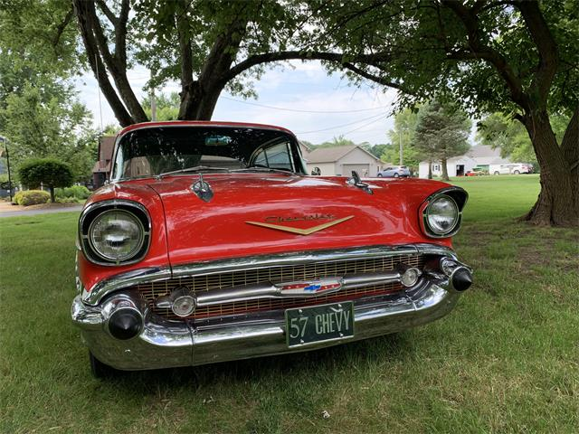 1957 Chevrolet Bel Air (CC-1435493) for sale in Monticello, Indiana