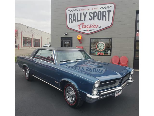 1965 Pontiac GTO (CC-1430055) for sale in Canton, Ohio