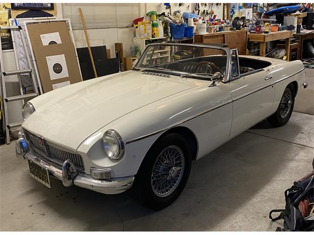 1966 MG MGB (CC-1435501) for sale in South Pasadena, California