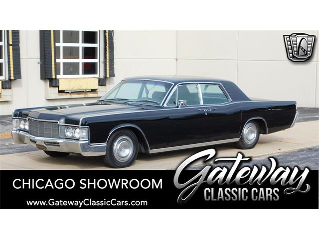 1969 Lincoln Continental (CC-1435510) for sale in O'Fallon, Illinois
