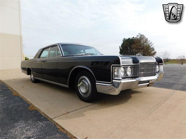 1969 Lincoln Continental (CC-1435510) for sale in O'Fallon, Illinois