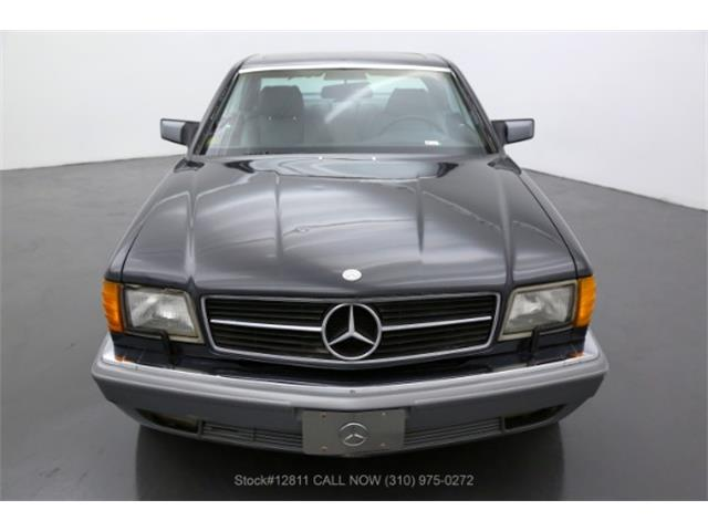 1988 Mercedes-Benz 560SEC (CC-1435515) for sale in Beverly Hills, California