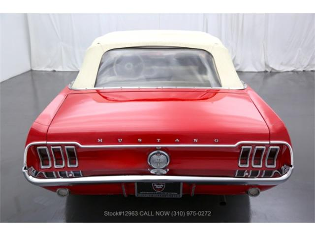 1967 Ford Mustang (CC-1435518) for sale in Beverly Hills, California