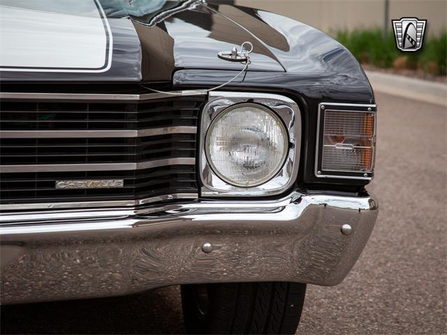 1971 Chevrolet Chevelle (CC-1435520) for sale in O'Fallon, Illinois