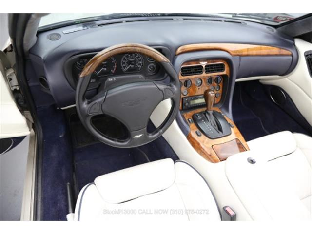 2002 Aston Martin DB7 (CC-1435521) for sale in Beverly Hills, California