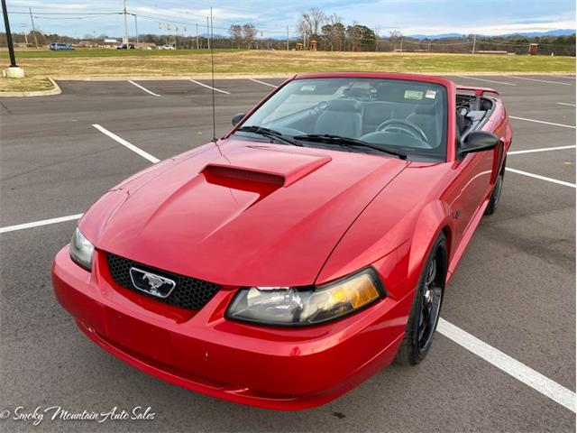 2001 Ford Mustang (CC-1435529) for sale in Lenoir City, Tennessee